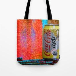 Groovy Coke Tote Bag