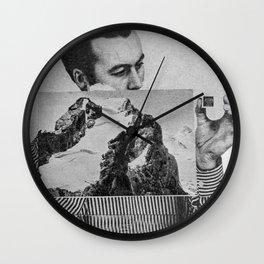 Shaving the Avalanche Wall Clock