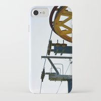 ski iPhone & iPod Cases featuring Ski by radiantlee