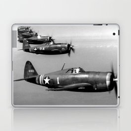 P-47 Thunderbolt Laptop & iPad Skin
