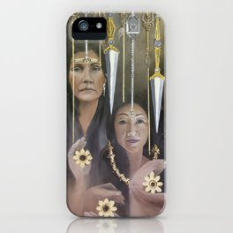 The Force iPhone Case