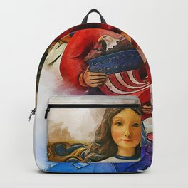 USA Angel Backpack