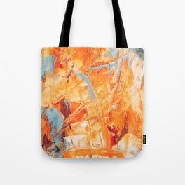 Abstract H1 Tote Bag