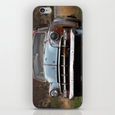 Rusty Car iPhone & iPod Skin