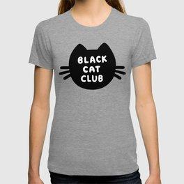 Black Cat Club T-shirt