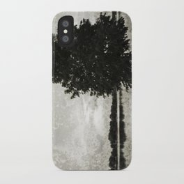 Pine on the Lake iPhone Case