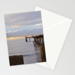 The Seagulls 2 Stationery Cards