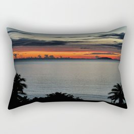 Escape To The Second Home Rectangular Pillow