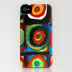 Color Study iPhone (4, 4s) Slim Case