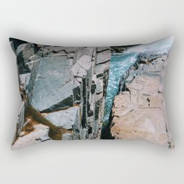 Edges Rectangular Pillow