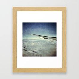 Prendre Vol Framed Art Print