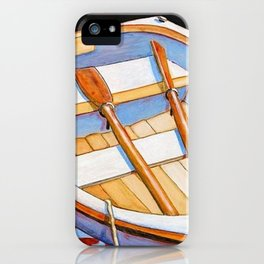 Row Boat Too iPhone Case