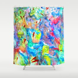 Water Moon #Society6  #decor  #buy art Shower Curtain