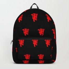 The Red Devil Backpack