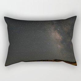 Milky Way over Bryce Canyon Rectangular Pillow
