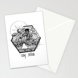 Soy Selva / I am jungle Stationery Cards