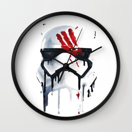 Generations 3 Wall Clock
