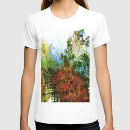 Colorful Birches T-shirt