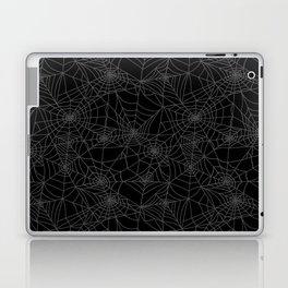 Dead of Night Cobwebs Laptop & iPad Skin