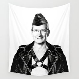 Tim Cock Wall Tapestry