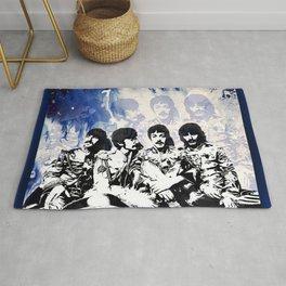John-Paul-George-Ringo Blues Rug