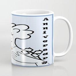 ASL Happy Anniversary! Coffee Mug