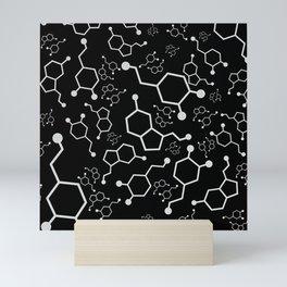 SD Blast (invert)  Mini Art Print