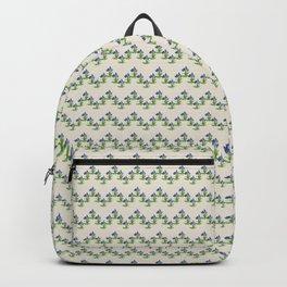 Watercolour Grape Hyacinth Backpack