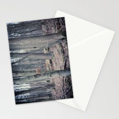 But he was gone Stationery Cards