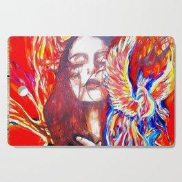 Phoenix rise Cutting Board
