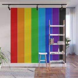 LGBTQ Pride Wall Mural