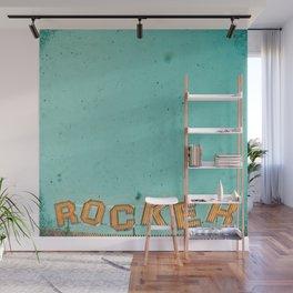Rocker Wall Mural