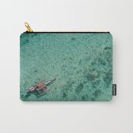 Outrigger in Hawaii Carry-All Pouch