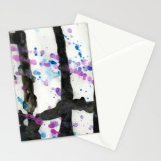 Throwing Colors Stationery Cards