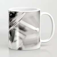 honda Mugs featuring Honda CBR 125 Motorcycle by Simon's Photography