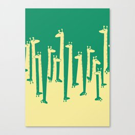 Such A Great Height Canvas Print