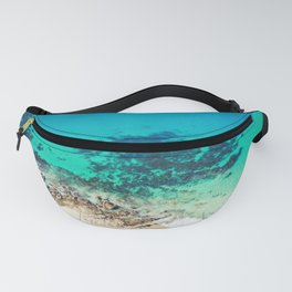 wye river in autumn Fanny Pack