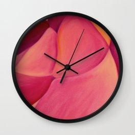Bindings Wall Clock