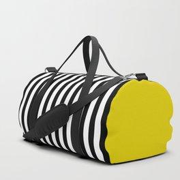 Liquorice allsorts, yellow Duffle Bag