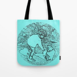 Penny Lives With Jesus 5 Tote Bag