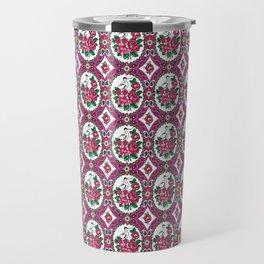 Xyta Pattern Travel Mug