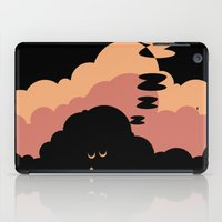 cloud iPad Cases featuring Cloud by Herber Crispin