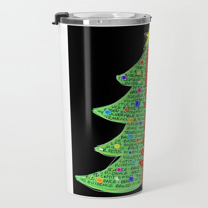 CDC Resist Tree Travel Mug