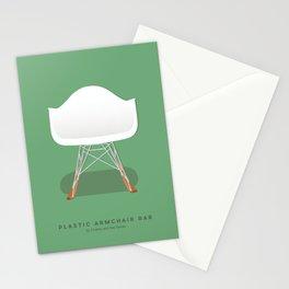 Plastic Armchair RAR - Charles & Ray Eames Stationery Cards