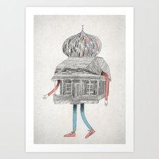 Gustaf. Art Print