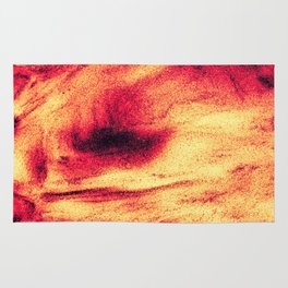Fire Explosion Rug