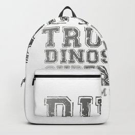 Boy Mom Life Dirt Dinosaurs Funny Mom Gift Backpack