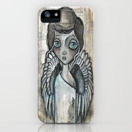 Angelady iPhone Case