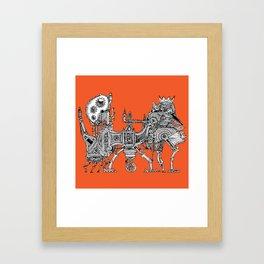 Brewerpoddle Framed Art Print
