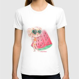 Miss pastèque T-shirt